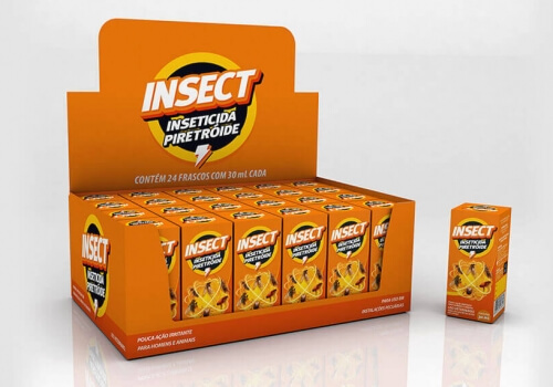 Mockup 3D – INSECT