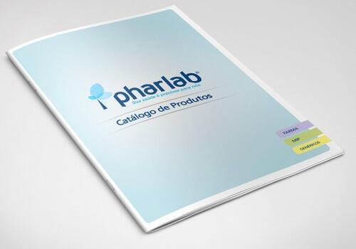 Catálogo de Produtos – Pharlab