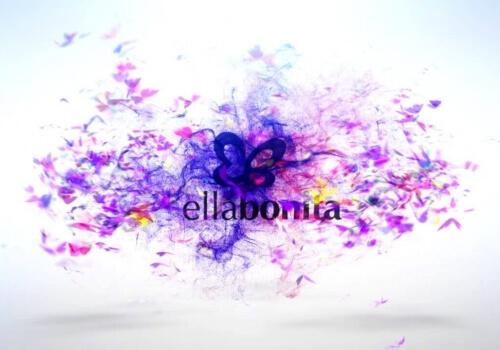 Animação da Logo  – ellabonita