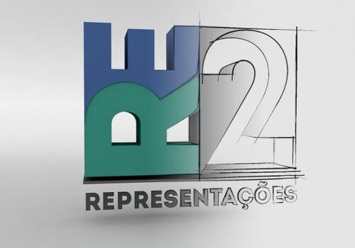 Logo 3D – RE2 Representações