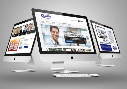 Website – União Genéricos e Similares